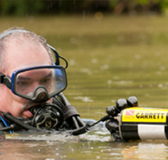 Underwater Search Detectors